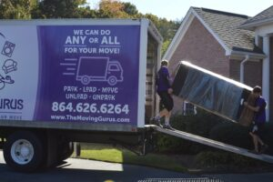Best Long Distance Moving Company in Greenville SC