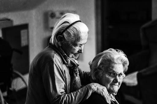 Moving Super Senior Relatives